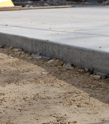 concrete paving by Jack's Paving Compnay